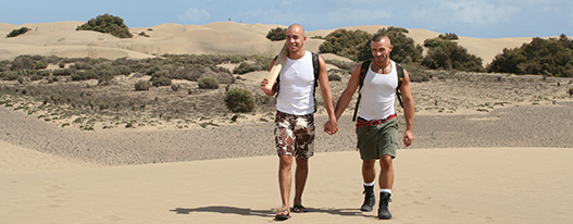 Gay Gran Canaria gay beach