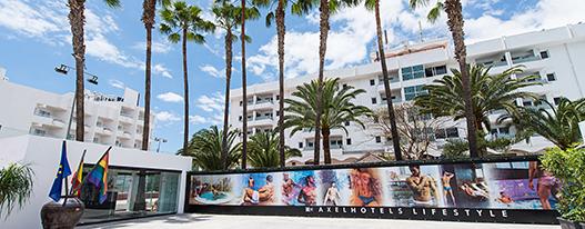 Axelbeach gay hotel Gran Canaria