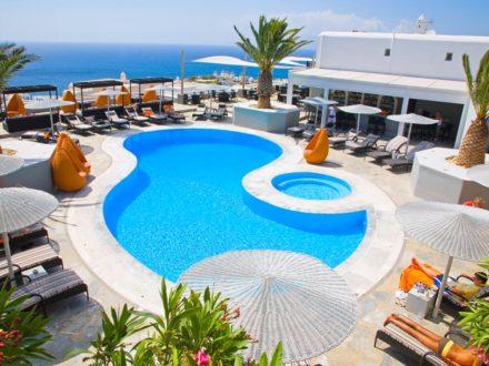 Elysium Mykonos Pool