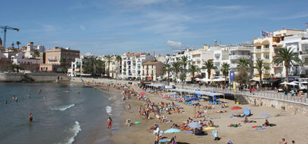 gay friendly Hotel Sitges