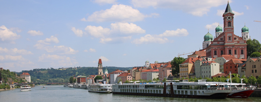 gay river cruise Danube Germany Austria Hungary